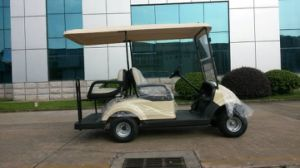 48V 4seater Golf Cart Made by Dongfeng Motor pictures & photos