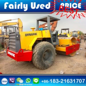 Used Dynapac Road Compactor Ca30d of Dynapac Compactor Ca30d