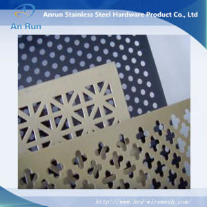 Galvanized Perforated Sheet for Window Screen pictures & photos