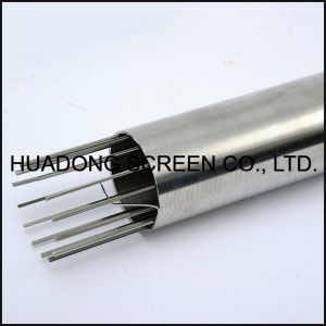 Wedge Wire Tube Stainless Steel Johnson Screen Filter pictures & photos