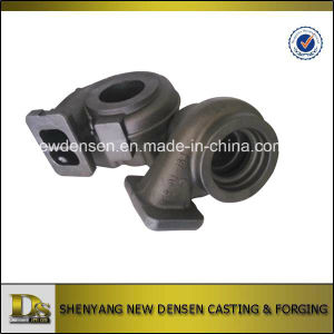 OEM High Quality Grey Iron Sand Casting Turbo Housing pictures & photos