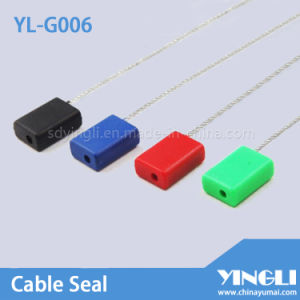 Platstic Head Security Cable Seal (YL-G006) pictures & photos