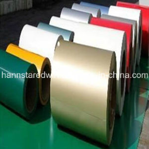 Prepained Galvanized Steel Coil PPGI, PPGL From Hannstar Company pictures & photos