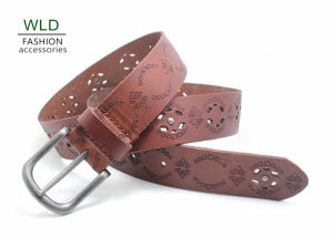 Fashion Perf Genuine Top Leather Lady Belt Lky1168 pictures & photos