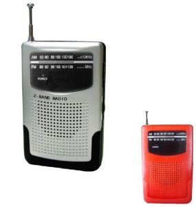 Am/FM Two Band Radio (NR0681)
