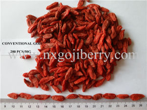 Ningxia Dried Goji Berries 280 PCS/50g pictures & photos