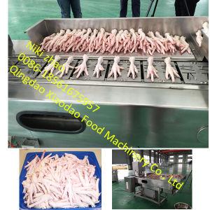 Chicken Paw /Chicken Feet Cutter/Cutting Machine pictures & photos