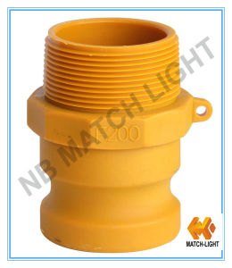 Male BSPT Threaded Nylon Cam and Groove Couplings pictures & photos