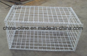 Galvanized Wire Mesh Gabion Used in Civil Engineering pictures & photos