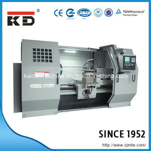 High Precision Big Bore CNC Machine Ck6191b/1500 pictures & photos