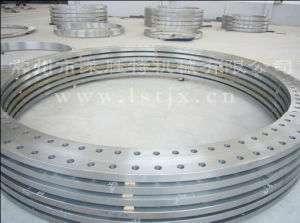 Deep Hole Drilled and Finish Machined Q235 Flange