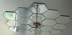 Decorative Ceiling Mirror, Float Silver Mirror pictures & photos