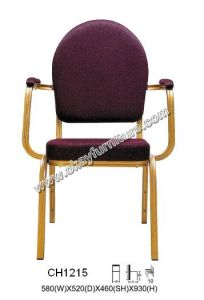 Used Stacking Chair for Dining CH1215