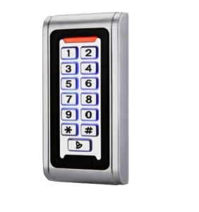 Metal a⪞ ⪞ Ess Control Keypad of MIFARE Card (JS-S&⪞ aret; 00M) pictures & photos