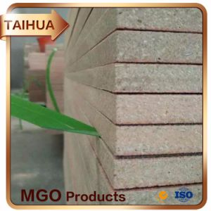 Construction Companies as Sandwich Panel/Roofing Tile/Prefab Home/Decorative Wall Refractory Magnesium Oxide (MGO) Board pictures & photos