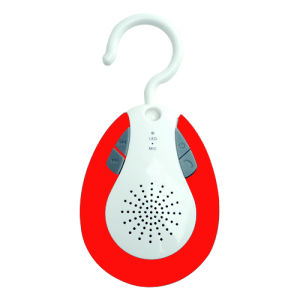 Waterproof Hook Bluetooth Shower Speaker& Auto FM Shower Radio