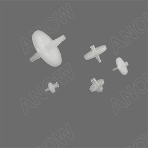 0.45micro PTFE 25mm Sterile Syringe Filter for HPLC pictures & photos