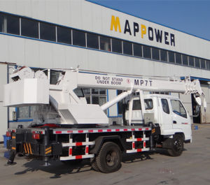 China Cheap High Performance Truck Crane 7ton pictures & photos