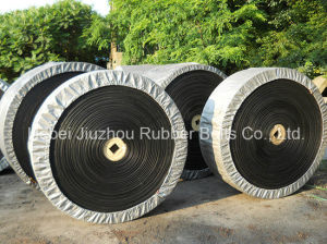 Ep600/4 Polyester Rubber Conveyor Belt pictures & photos