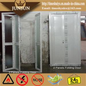 Nice Design Pure White Color Aluminum Hinge Bathroom& Kitchen Door pictures & photos