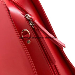 "Women′s 15"" 14"" Inch Professional Design Laptop Bag Genuine Leather pictures & photos"