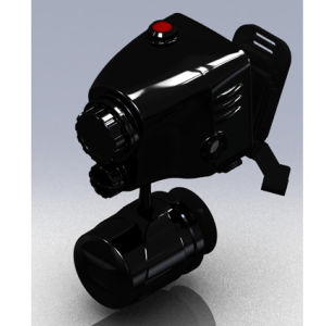 Helmet Mounted Infrared Thermal Imager pictures & photos