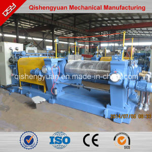 Xk-560 Open Two Roll Mixing Mill Rubber Machine for Mixing Sheet pictures & photos