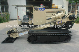 Trenchless Drilling Machine Horizontal Directional Drilling Rig (DDW-110) pictures & photos