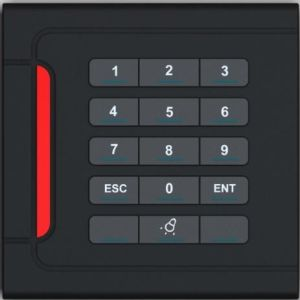 IC or ID Card Reader with Keypad for Door Access Control (JS-302A-26/34) pictures & photos