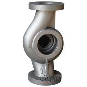 High Pressure Iron Casting Water Pump Part pictures & photos