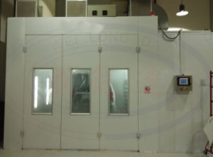 Luxury Spray Oven with Water Based Paint System Wld9200 pictures & photos