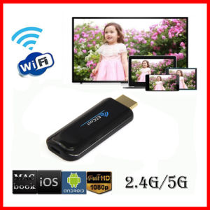 Ezcast 5g Dongle Miracast Smart Android TV Stick TV Box pictures & photos