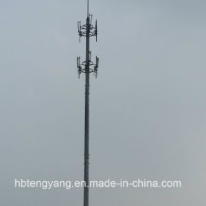 GSM Antenna WiFi Tubular Steel Connections Tower pictures & photos