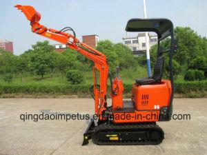 Mini Crawler Excavator with CE Certificate pictures & photos