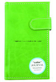 High Quality Custom Moleskine PU Leather Cover Agenda /Notebook/Journal with Magnet