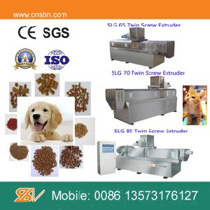 2014 Hot Sale Dry Nutritional Healthy Dog Food Making Machine pictures & photos