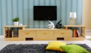 Solid Wooden TV Cabinet (M-X2182) pictures & photos