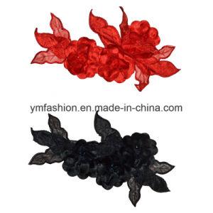 Garment Accessories Silk Flower Ym-29 pictures & photos