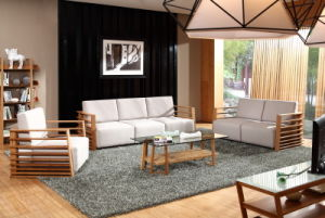 Modernbamboo Sofa Set for Living Room Furniture pictures & photos