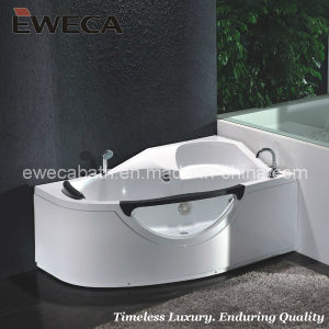 Corner Whirlpool Massage Tub (EW1002)