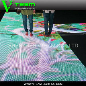 Colorful Aluminum LED Dance Floor Screen for Stage Shows