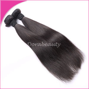 Peruvian Straight Virgin Natural Color Hair pictures & photos