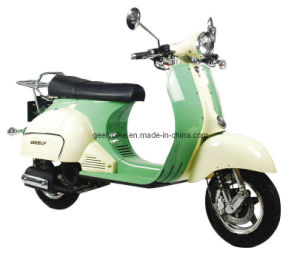 125cc Vespe Vintage Geely Scooter DOT/EPA Approved pictures & photos