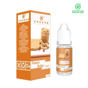 Peanut Butter Flavor Eliquid for Electronic Cigarette
