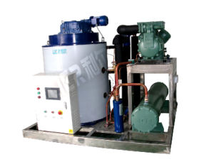 Meat Processing Cooling Flake Ice Making Machine pictures & photos