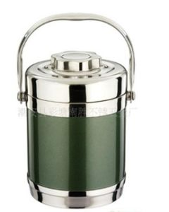 Clolor Paint Stainless Steel Food Container (RS-802) pictures & photos