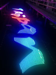 Super Colorful Frontlit LED Channel Letter Sign pictures & photos