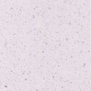 Galaxy White Quartz Stone Surface Engineered Stone