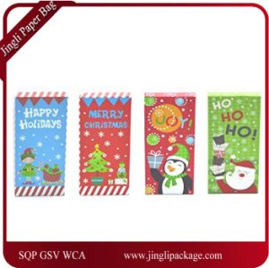 Christmas Money, Check & Gift Card Holder Boxes pictures & photos