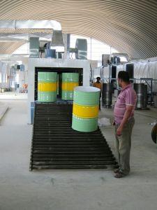 Steel Barrel/Drum Paiting Line pictures & photos